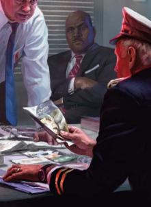 Иллюстрация из книги Свидетелей Иеговы